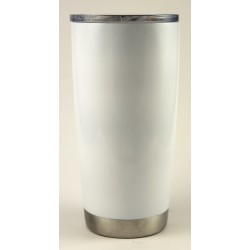 BOSS Grip White 20 Oz Cup